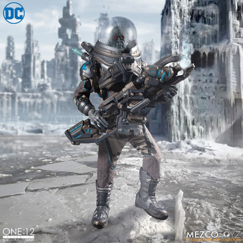 Mezco - One:12 Collective - DC Comics - Mr. Freeze