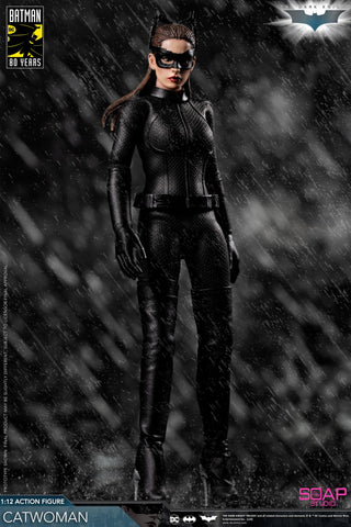 Soap Studio - The Dark Knight Rises - Catwoman (1/12 Scale)