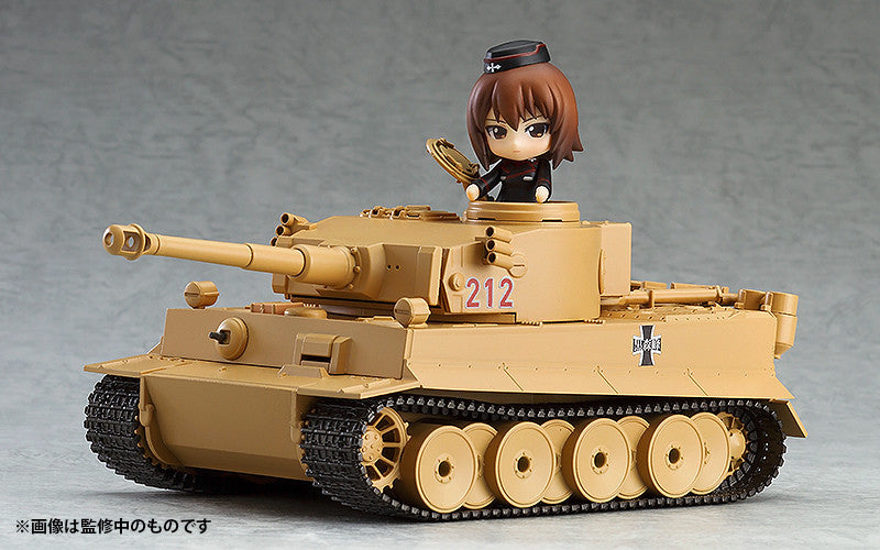 Nendoroid More - Girls und Panzer - Tiger I - Marvelous Toys - 3