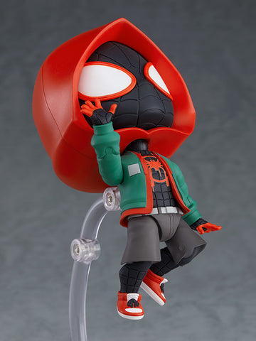 Nendoroid - 1180-DX - Spider-Man: Into the Spider-Verse - Miles Morales (Deluxe Ver.)