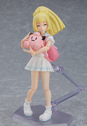 figma - 392 - Pokémon Sun and Moon - Lively Lillie