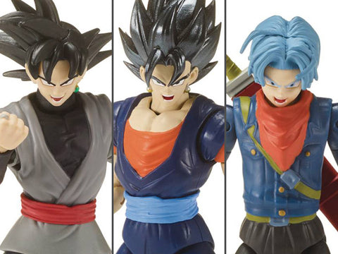 Bandai America - Dragon Ball Super - Dragon Stars Series 7 and 8 (BAF Broly) (Set of 6)