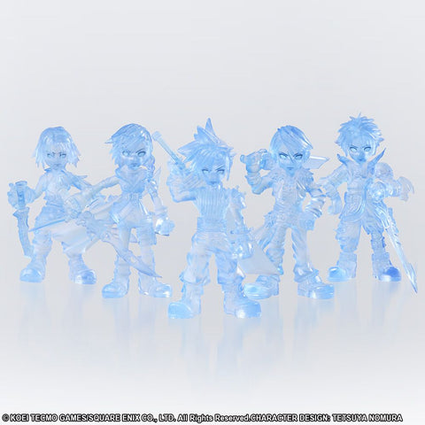 Square Enix - Dissidia Final Fantasy - Opera Omnia Trading Arts (Box of 10)