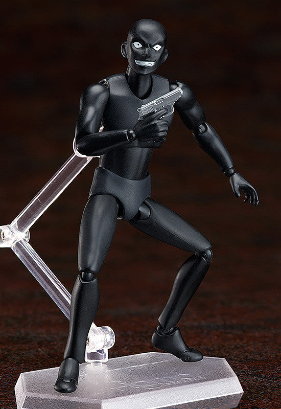 Figma SP-089 - Detective Conan - True Criminal - Marvelous Toys - 8
