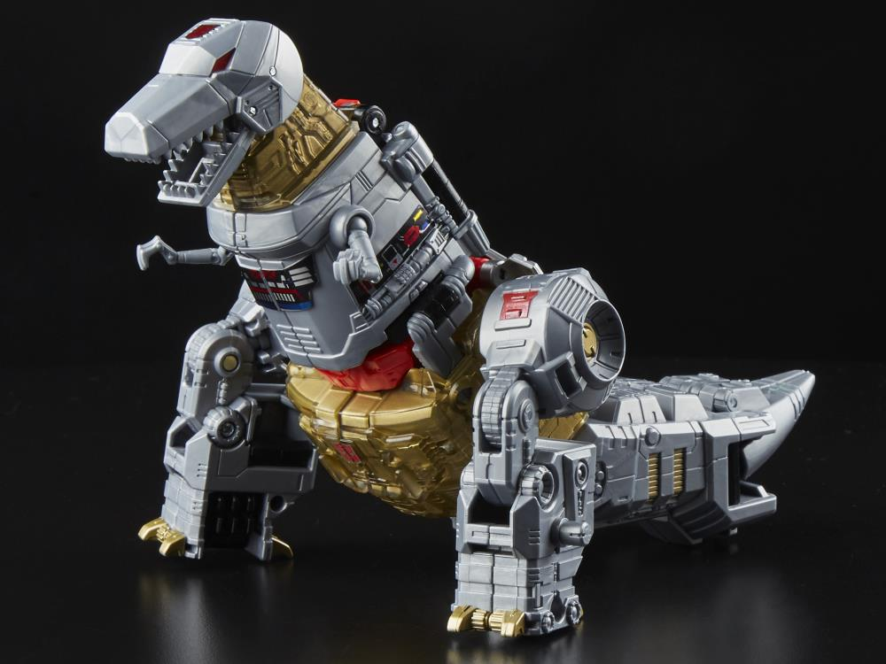 Hasbro - Transformers - Power of the Primes - Voyager Wave 1 (Set of Starscream and Grimlock)