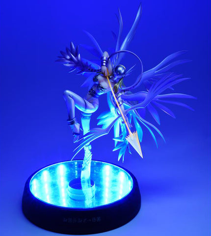 Megahouse - Precious G.E.M. - Digimon Adventure - Angewomon - (Holy Arrow Ver.) with LED base