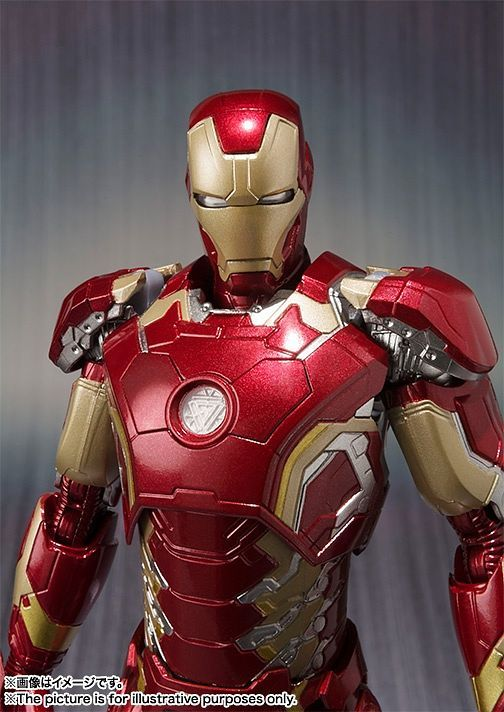 S.H.Figuarts - Avengers: Age of Ultron - Iron Man Mark 43 (Reissue)