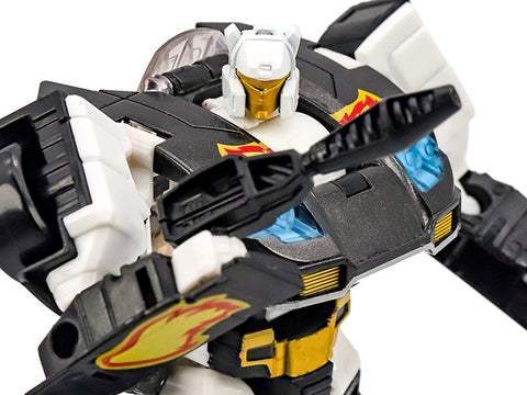Hasbro - Transformers Generations - Power of the Primes - Ricochet (Deluxe)