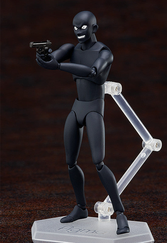 Figma SP-089 - Detective Conan - True Criminal - Marvelous Toys - 11