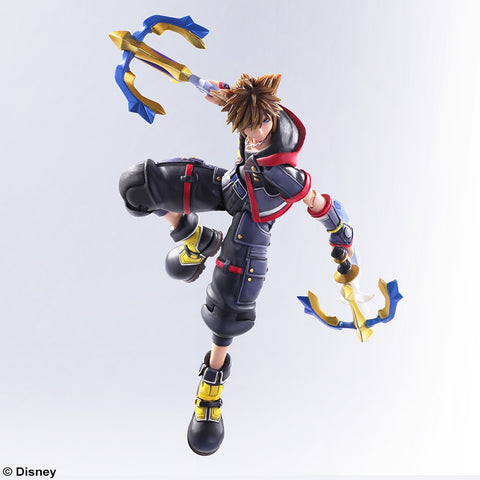 Bring Arts - Kingdom Hearts III - Sora (Reissue)
