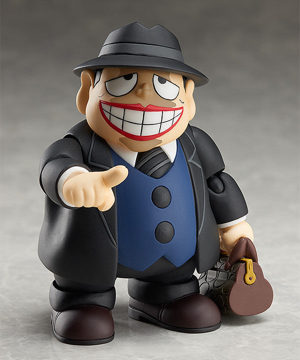 figma - FREEing SP-101 - Warau Salesman New - Moguro Fukuzou (The Laughing Salesman)