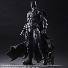 (IN STOCK) Play Arts Kai - Batman v Superman: Dawn Of Justice - Batman - Marvelous Toys - 4