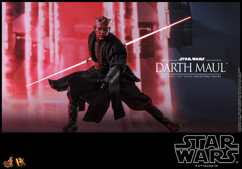 Hot Toys - DX16 - Star Wars: The Phantom Menace - Darth Maul
