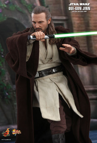 Hot Toys - MMS525 - Star Wars: The Phantom Menace - Qui-Gon Jinn