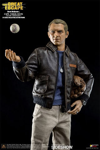 Star Ace Toys - The Great Escape - Steve McQueen as Capt. Virgil Hilts (Special Ver.)