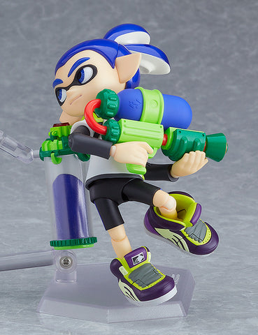 figma - 462-DX - Splatoon - Inkling Boys (Two-Pack DX Edition)