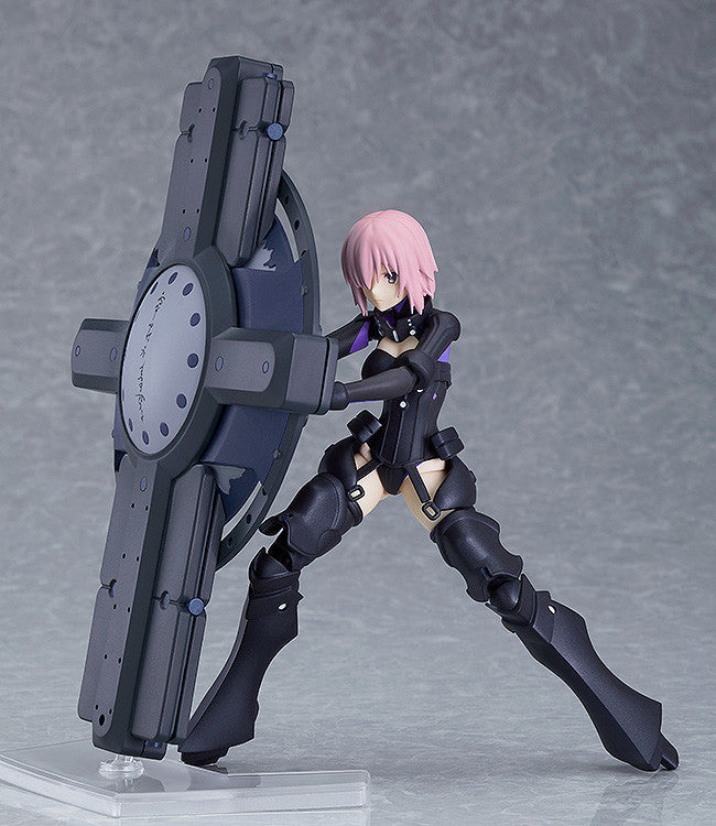 figma - 502 - Fate/Grand Order - Shielder/Mash Kyrielight (Ortinax)