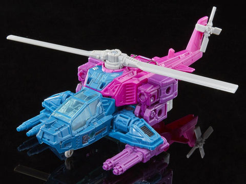 Hasbro - Transfomers Generations - War For Cybertron: Siege - Deluxe - Spinister