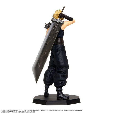 Square Enix - Final Fantasy VII Remake Statuette - Cloud Strife