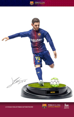 ZC World - FC Barcelona 2017/2018 - Lionel Messi (1/6 Scale)