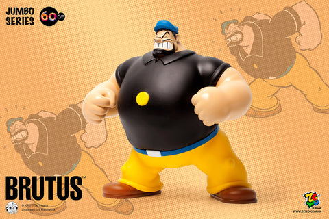 ZC World - Jumbo Series 60cm - Popeye - Brutus (90th Anniversary)