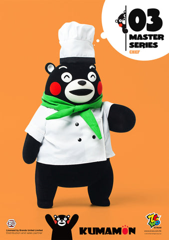 ZC World - Kumamon - Master Series 03 - Chef