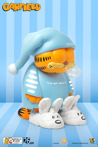 "ZC World - Garfield - ""I am not Sleeping"" 26cm"