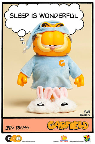 ZC World - Vinyl Collectibles - Master Series 09 - Garfield (Sleepy)