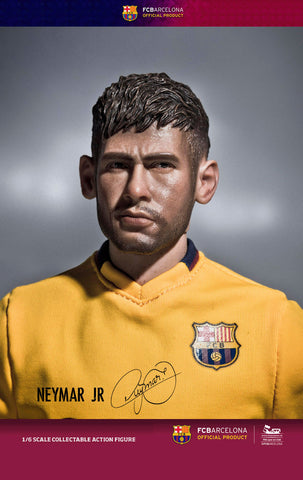 ZC World - FC Barcelona 15/16 - Neymar (Away Kit) - Marvelous Toys - 2
