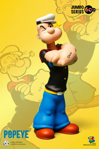 ZC World - Jumbo Size 60cm - Popeye (90th Anniversary)
