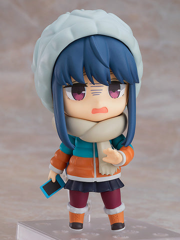 Nendoroid - 981-DX - Laid-Back Camp - Rin Shima (DX Ver.) (Reissue)