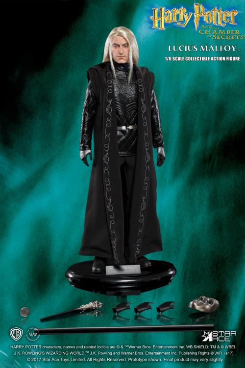 Star Ace Toys - Harry Potter and the Chamber of Secrets - Lucius Malfoy