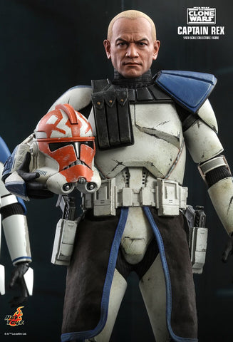 Hot Toys - TMS018 - Star Wars: The Clone Wars - Captain Rex