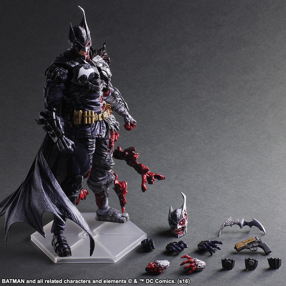 Play Arts Kai - DC Comics Variant - Batman: Rogues Gallery - Two-Face - Marvelous Toys - 9
