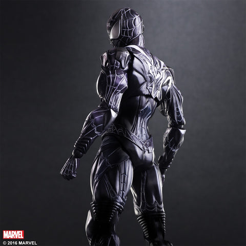 (IN STOCK) Play Arts Kai - Marvel Universe Variant - Spider-Man (Limited Color Ver.) - Marvelous Toys - 2