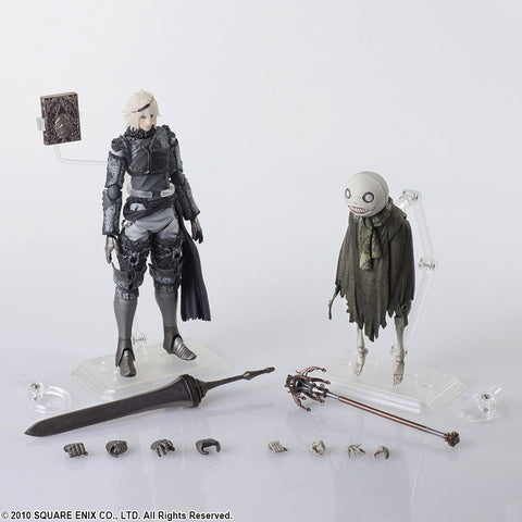 Bring Arts - NieR Replicant - Nier and Emil