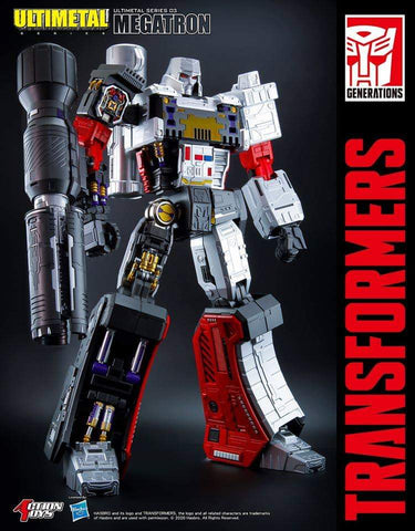 Action Toys - Ultimetal UM-03 - Transformers - Megatron