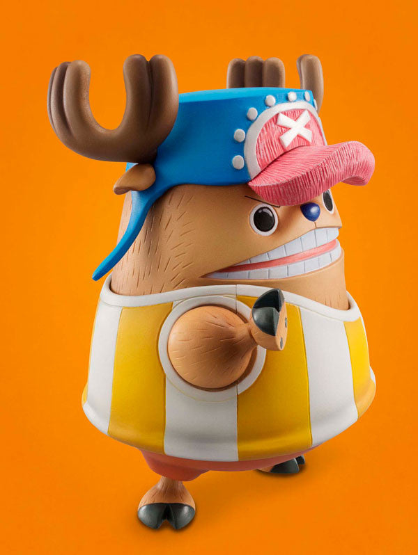 (IN STOCK) Tony Tony Chopper (Kung-Fu Point) - One Piece - Portrait of Pirates P.O.P - Marvelous Toys - 2