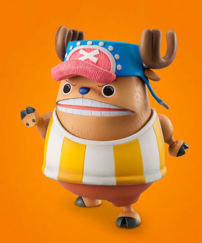 (IN STOCK) Tony Tony Chopper (Kung-Fu Point) - One Piece - Portrait of Pirates P.O.P - Marvelous Toys - 1
