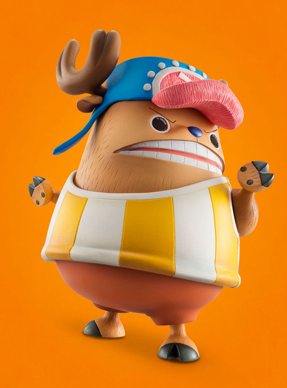 (IN STOCK) Tony Tony Chopper (Kung-Fu Point) - One Piece - Portrait of Pirates P.O.P - Marvelous Toys - 3