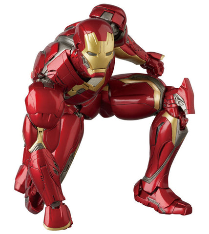 (IN STOCK) Mafex Medicom - Iron Man Mark XLV (45) - Marvelous Toys - 1