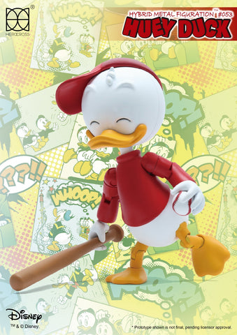 Herocross - Hybrid Metal Figuration - HMF053 - Huey Duck