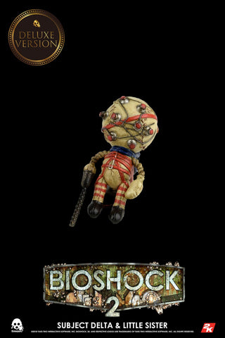ThreeZero - BioShock 2 - Subject Delta and Little Sister (1/6 Scale) (Deluxe Version)