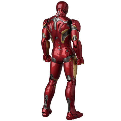(IN STOCK) Mafex Medicom - Iron Man Mark XLV (45) - Marvelous Toys - 2