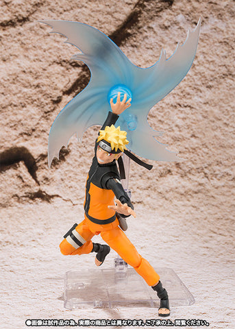 (IN STOCK) Naruto Sage Mode - S.H. Figuarts - Bandai Tamashii Web Exclusive - Marvelous Toys - 1