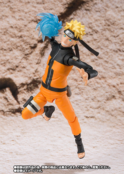 (IN STOCK) Naruto Sage Mode - S.H. Figuarts - Bandai Tamashii Web Exclusive - Marvelous Toys - 2