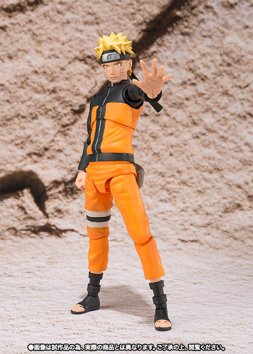 (IN STOCK) Naruto Sage Mode - S.H. Figuarts - Bandai Tamashii Web Exclusive - Marvelous Toys - 4