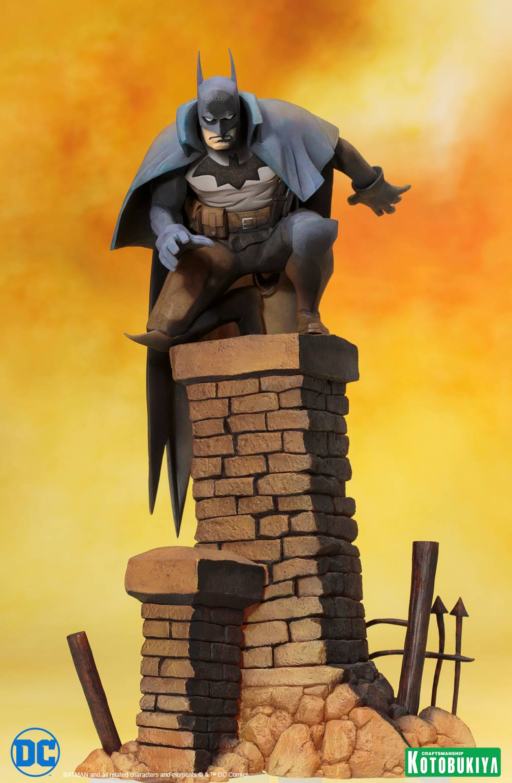 Kotobukiya - ARTFX+ - DC Comics - Batman: Gotham by Gaslight
