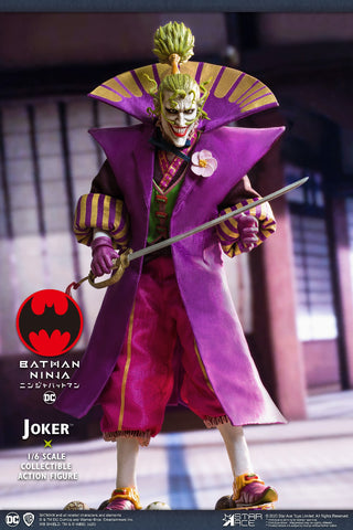 Star Ace Toys - Batman Ninja - Lord Joker (1/6 Scale)