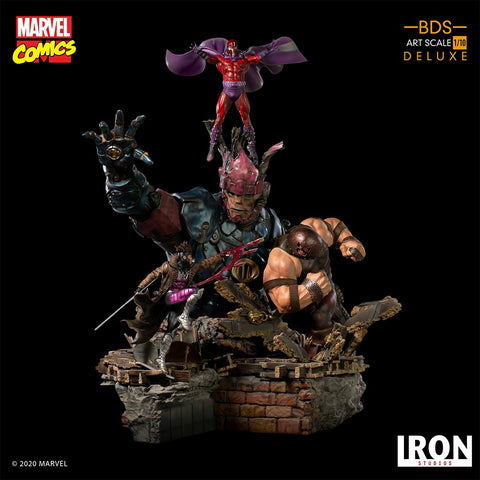 Iron Studios - BDS Art Scale 1:10 Deluxe - Marvel Comics - X-Men vs Sentinel #2
